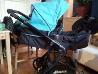 Pram/Pushchair & Car seat