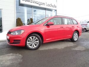 2016 Volkswagen Golf SPORTWAGON+BLUETOOTH+MAGS+12, 300 KM. !