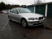 AUTOMATIC BMW 320D 1 YEAR M.O.T
