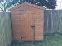 6ft x 4tf Garden Shed