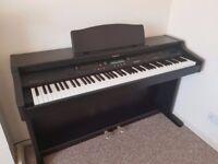 ROLAND KR-177 Digital Intelligent Piano - Unused