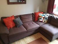 Corner sofa (double sofa bed)