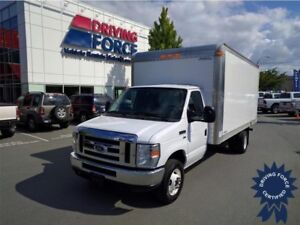 2015 Ford Econoline Commercial Cutaway