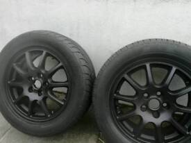 Selling my 16'' alloys off my 2010 astra