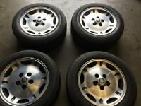 jaguar xj6 alloy wheels for sale £150 call 07860431401