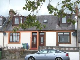 To Rent Maybole - Lovely 2 Double Bedroom Terrace House With Enclosed Garden