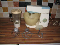 Vintage Kenwood Chef Attachments, (also spare or repairs for Food mixer Please read below)