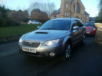 2008 Subaru Outback 2.0 Diesel Estate AWD, One Former Keeper, With Comprehensive Service History