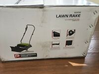 Electric Lawn Raker BRAND NEW BOXED