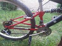 Bike Barracuda Torsion