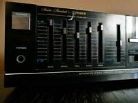 Fisher amplifier