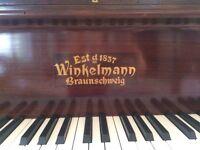 John Winkleman piano