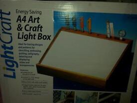 Art & craft light box