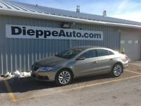 2010 Volkswagen PASSAT CC Sportline 2.0T 6sp DSG Tip VFW Assured