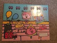 Little miss 12 piece puzzle