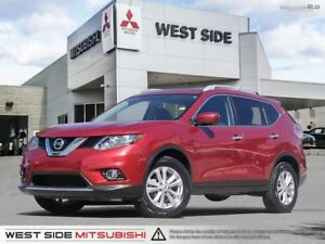 2016 Nissan Rogue SV-AWD-Accident Free-Siriusxm-Blind Spot Info