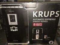 Krups Espresseria EA850B40 Bean To Cup Coffee Machine