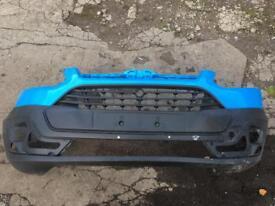 2016 Ford Transit custom bumper & grill