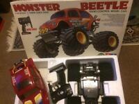Tamiya 1:14 Remote control beetle