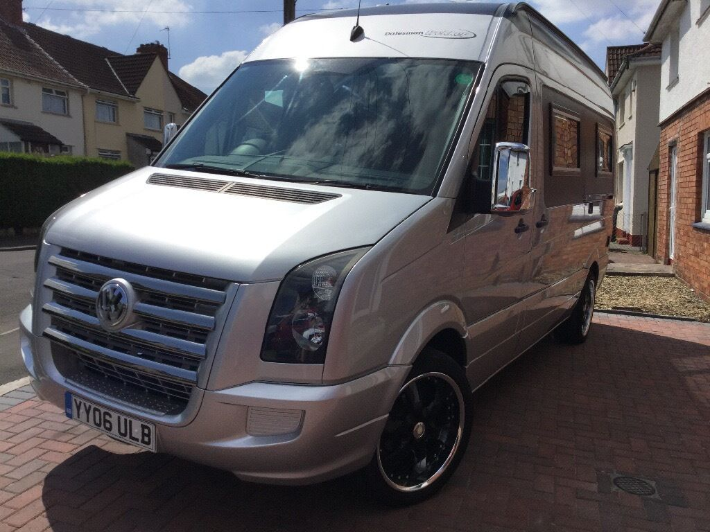 vw crafter camper van in st annes bristol gumtree. Black Bedroom Furniture Sets. Home Design Ideas