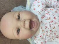 Ashton drake. Reborn baby doll. Excellent condition