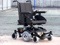 BRAND NEW DAYS SEREN - FREE DELIVERY - ELECTRIC WHEELCHAIR - POWER CHAIR - MOBILITY SCOOTER