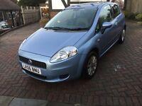Fiat Grand Punto 2006 - £950