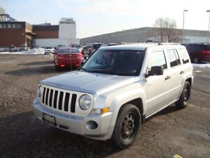 2009 Jeep Patriot North Edition ~ 4WD ~ TWO SET'S OF WHEELS ~