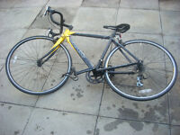 CARRERA ROAD RACER PRO . 16 SPEED GEARS . £75. FIXED PRICE.