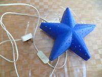 Ikea Star wall light