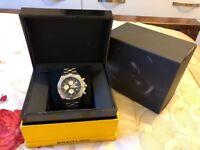 Breitling Super Avenger Diamonds! A13370 BARGAIN!