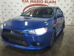 2015 Mitsubishi Lancer Ralliart * TURBO * AWD * CAMERA DE RECUL