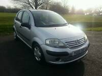 Citreon C3 low miles with full service history not 206, polo, corsa, fiesta