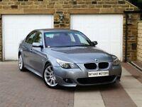 2005 BMW 535D M SPORT ***1 OWNER, FBMWSH, SAT NAV, TV, XENONS*** ***** 530d 525d 335d 1 3 5 7 series
