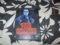 TNA WRESTLING FINAL RESOLUTION 2006 DVD HAVE OTHER WRESTLING DVS FOR SALE