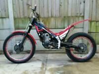 Montesa 4rt trials bike