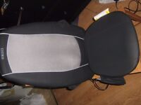 Homedics Shiatsu Smooth Natural Touch Back Muscle Massager