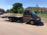 1995 ford transit recovery truck 12months mot ready for work