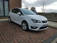 Seat ibiza FR, Hatchback, 2013, Manual, 1598 (cc), 5 doors, sport, mazda, bmw, audi, cheap car