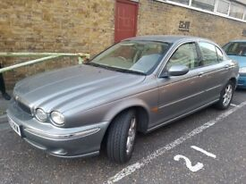 Automatic Jaguar X Type V6 2.1 Litre Low Mileage Full Service History Only 2 previous owners BARGAIN