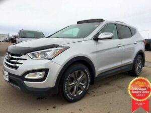 2013 Hyundai Santa Fe Sport Luxury AWD *New TIres* *Backup Cam*