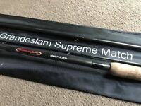 Grandeslam Supreme Float Match Rod Fishing Rod 13ft With Bag