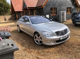 Mercedes S600 5.5l 520bhp - Lovely condition