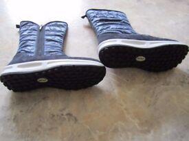 New Legero Women's Ocean Kombi Goretex Snow Boots, size 39 (UK 6) Weite G.