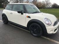Mini cooper 1.6 petrol px welcome at trade
