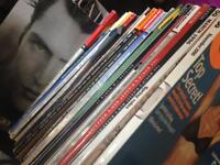 Collection of men's magazines