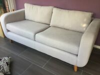 Marks and spencer 2 and 3 seater sofas for sale