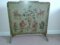 Vintage Looking Fire Screen - DELIVERY AVAILABLE