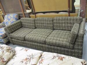 Vintage Straight Line Couch