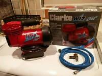 Clarke Wiz Mini Air Compressor For Air Brush Work